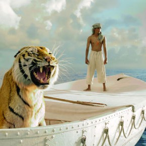 Keep a tiger in your boat